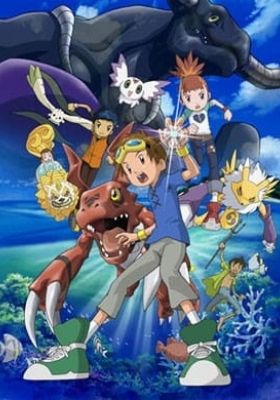 Digimon Tamers: Battle of Adventurers (Dub)