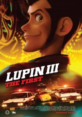 Lupin the 3rd: The First (Dub)