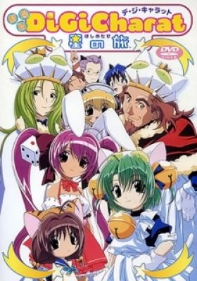 Di Gi Charat Movie: A Trip To The Planet