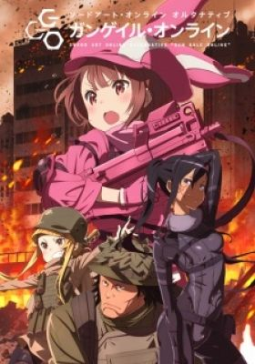 Sword Art Online Alternative: Gun Gale Online (Dub)