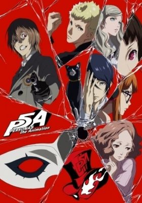 Persona 5 the Animation TV Specials