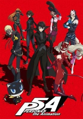 Persona 5 The Animation (Dub)