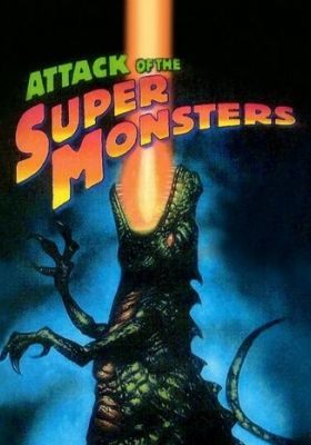 Attack of the Super Monsters (Dub)