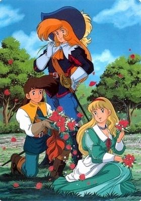 The Three Musketeers (Dub)