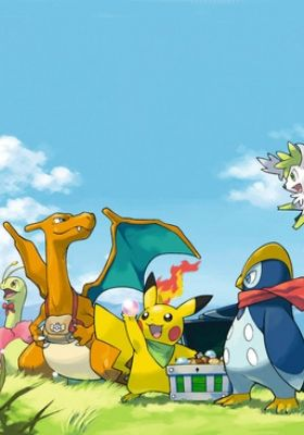 Pokemon Mystery Dungeon: The Final Adventure Through Time and Darkness
